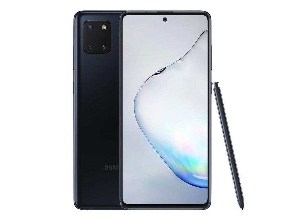 Samsung Galaxy Note 10 Lite DS 128 GB Aura Black