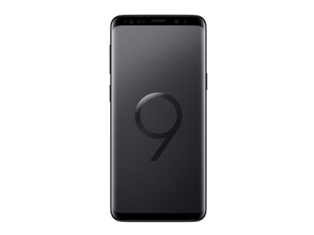 Samsung Galaxy S9 Black Recomp 01
