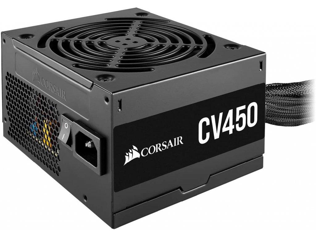 Corsair CV450 zdroj recomp 2180