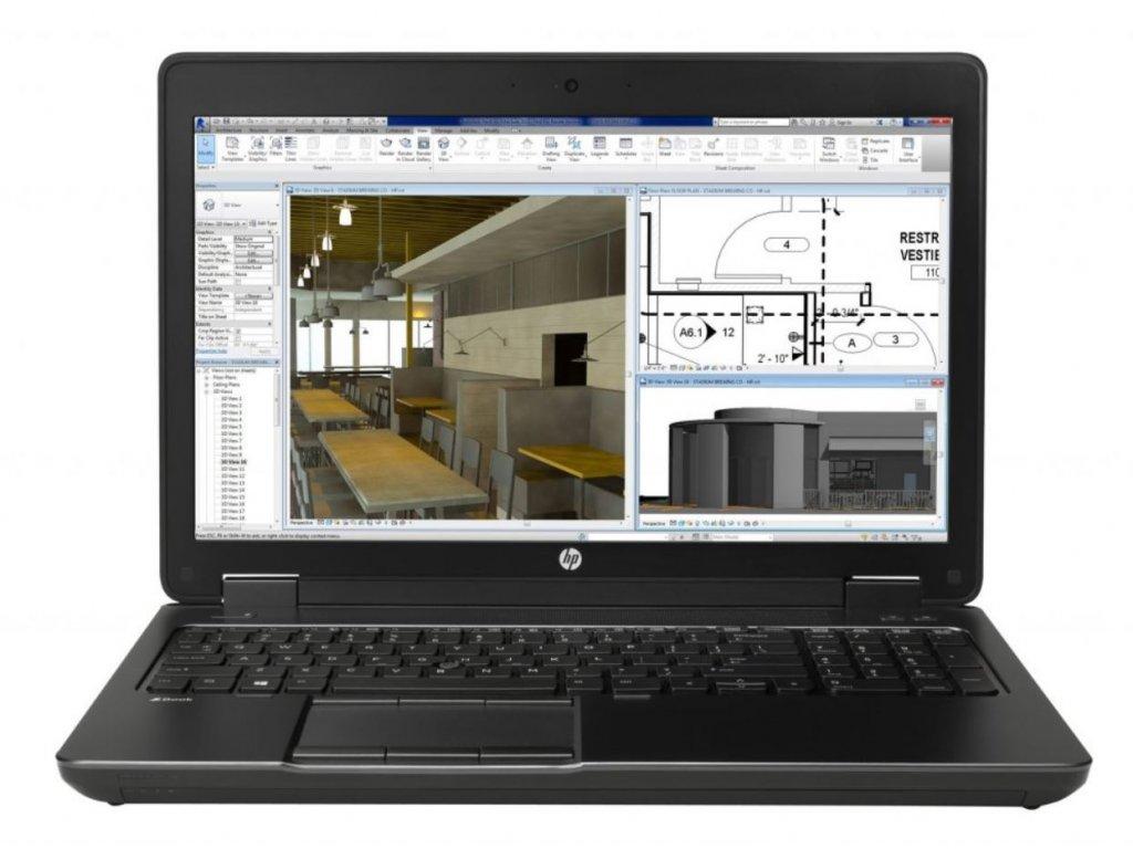 HP Zbook 15 G2 recomp 2225