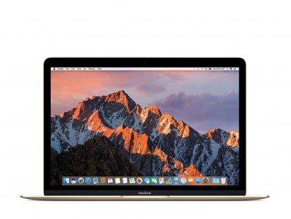 Apple Macbook 12 Retina Gold  Nová baterie, Retina displej