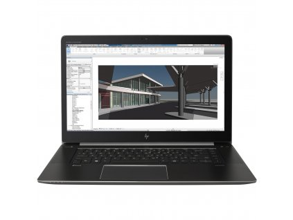 HP Zbook Studio G4 recomp 7123