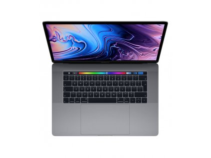 Macbook pro 15 touch bar 2018 Space Grey Recomp 01