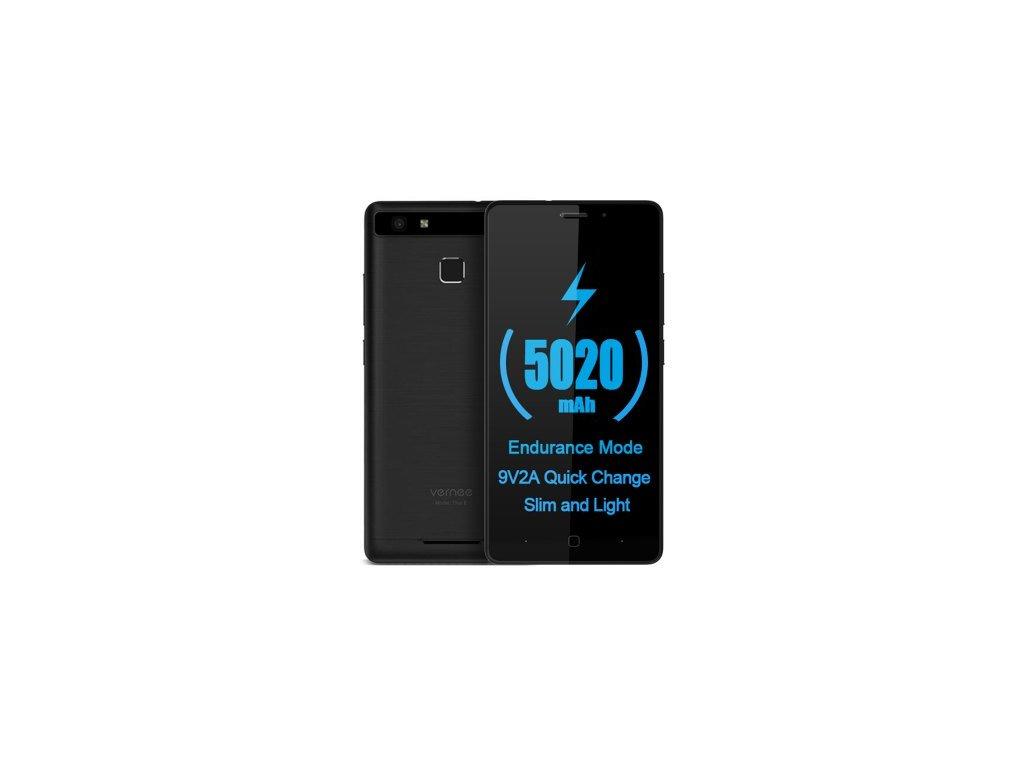 Vernee Thor E  3GB RAM, LTE, 5050mAh, E-režim + folie na displeji zdarma