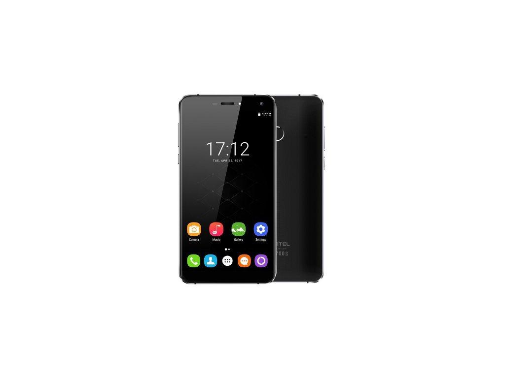 Oukitel U11 Plus  4GB RAM, 64GB, LTE, 16Mpx! + gelové pouzdro a folie