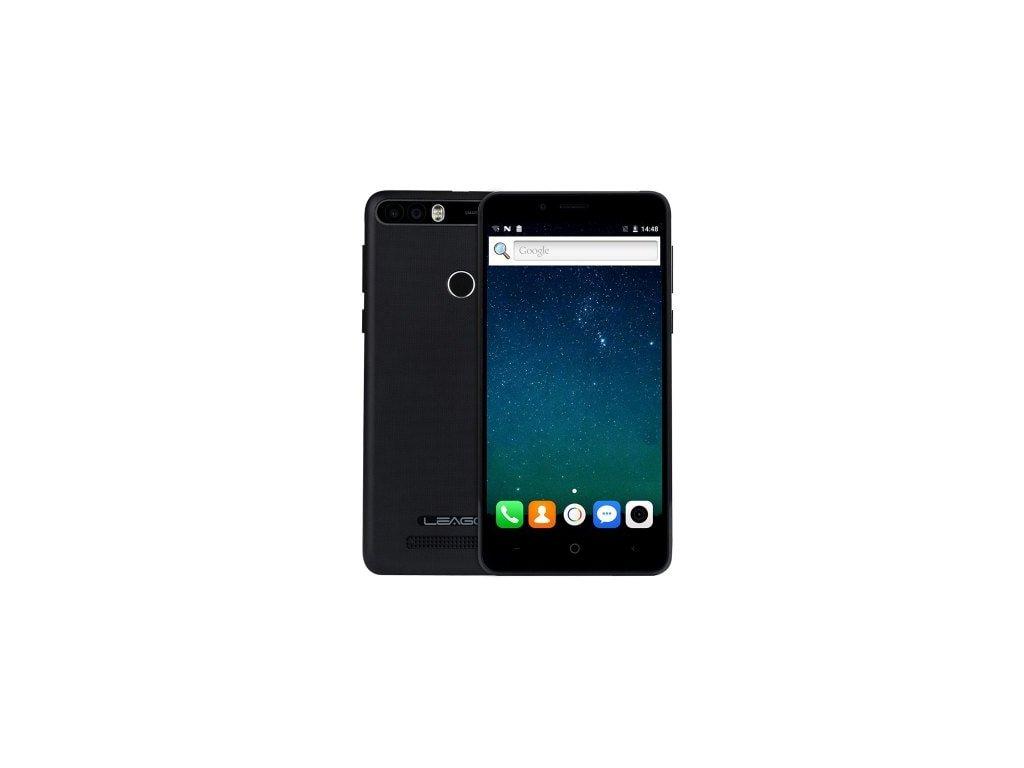 Leagoo KIICAA Power  2GB RAM, 4000mAh, dual kamera, Android 7 + folie a gelové pouzdro ZDARMA!