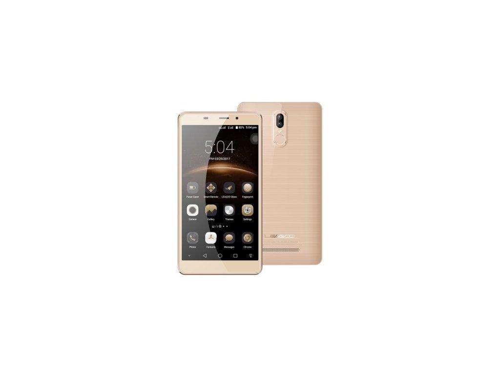 "Leagoo M8 Pro  5,7"", 2GB RAM, Dual kamera, Gorilla Glass 4, 3500mAh, LTE + sluchátka a folie zdarma"
