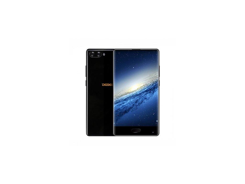 Doogee MIX 6GB/64GB  6GB RAM, LTE, 16MPx Samsung, Gorilla Glass + prodloužená záruka, plastové pouzdro a folie