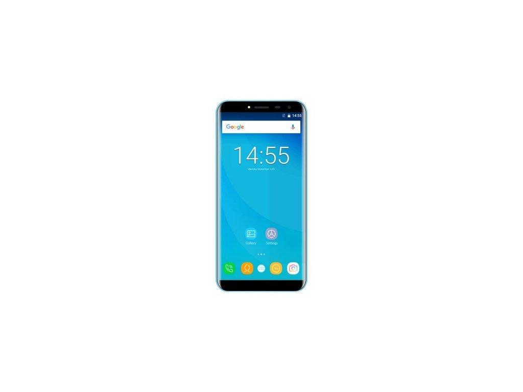Oukitel C8  2GB RAM, 16GB, čtečka otisků, Android 7 + gelové pouzdro a folie zdarma