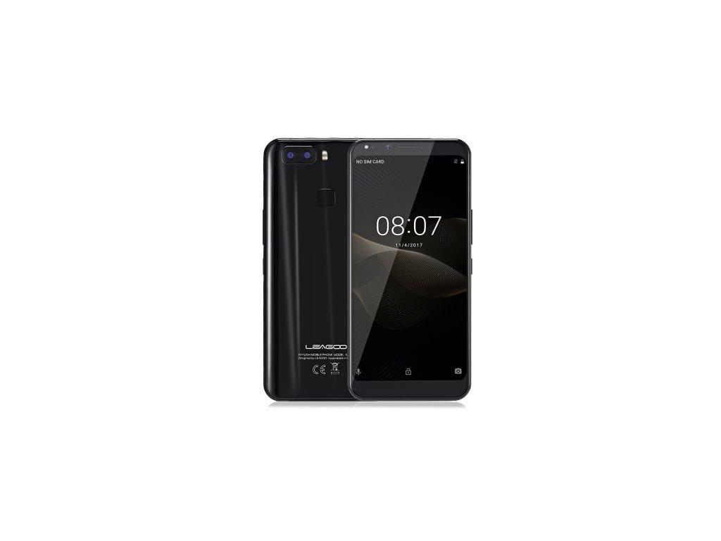 """Leagoo S8 Pro  5,99"""" Sharp, 18:9, Gorilla Glass 3, 8-jádro, 6GB RAM, LTE, 13MPx + prodloužená záruka 30 měsíců, gelové pouzdro, folie"""