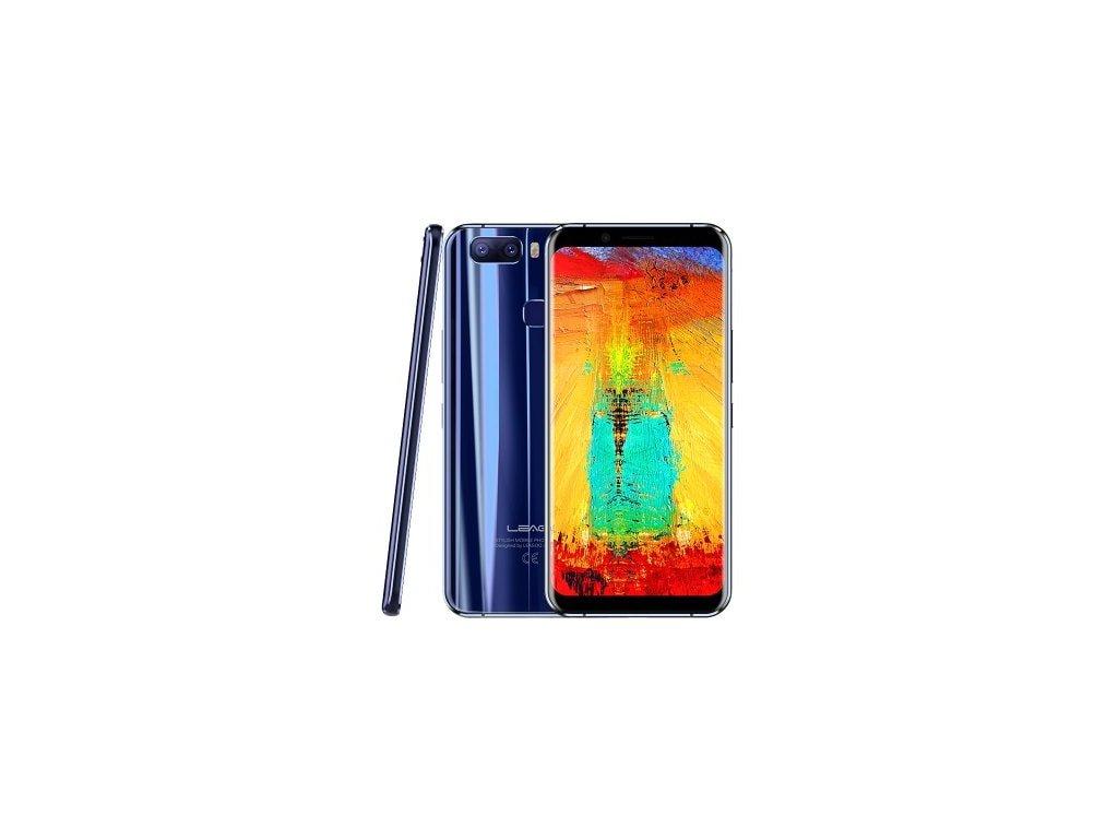 Leagoo S8 Pro  6GB RAM, Gorilla Glass 3, 8-jádro, 13MPx, rozbaleno + gelové pouzdro