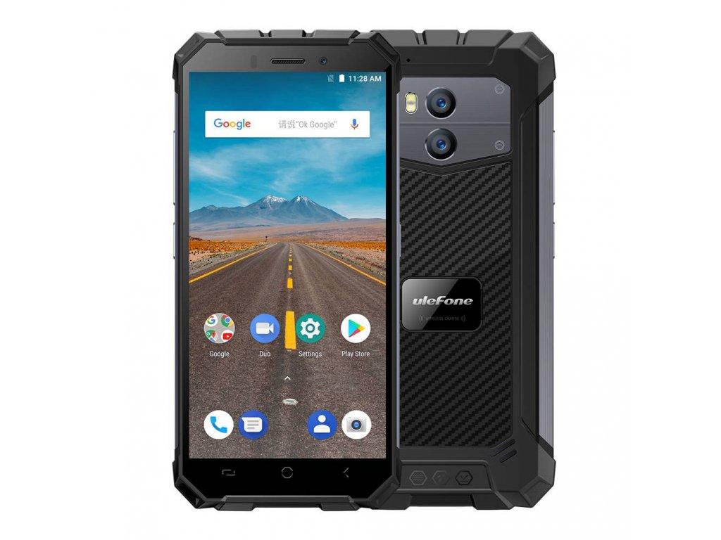 Ulefone Armor X 5 5 Inch 2GB 16GB Smartphone Gray 637529
