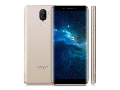 Doopro P5 Pro  Doogee X60l, 2GB RAM, 4G LTE, dual kamera, 18:9 HD, čtečka otisků + folie na displeji