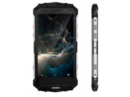 Doogee S60  rozbaleno, 6GB RAM, LTE, NFC, IP68, bezdrátové nabíjení