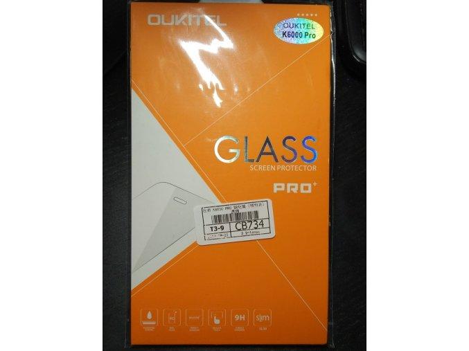Tvrzené sklo Oukitel K6000 Pro