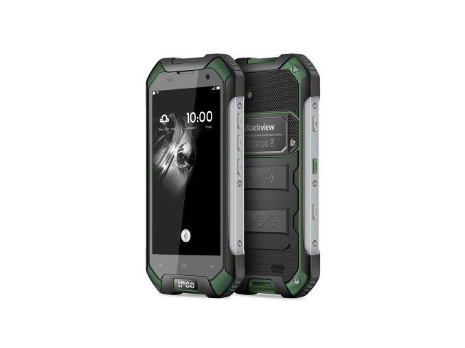 Blackview BV6000  NFC, 32GB, LTE, IP68, Gorilla 3, 4500mAh + folie na displej