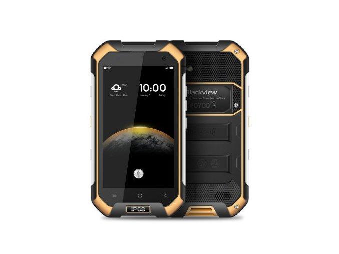 Blackview BV6000S  NFC, LTE, IP68, Gorilla 3, 4200mAh + folie a doprava zdarma!
