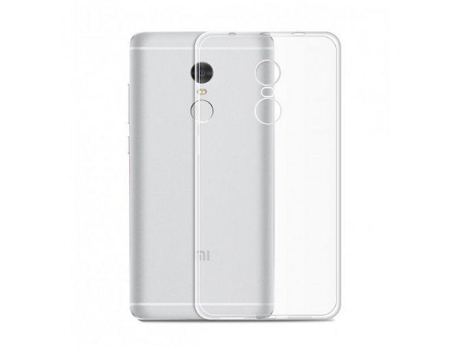 Gelové pouzdro Xiaomi Redmi Note 4