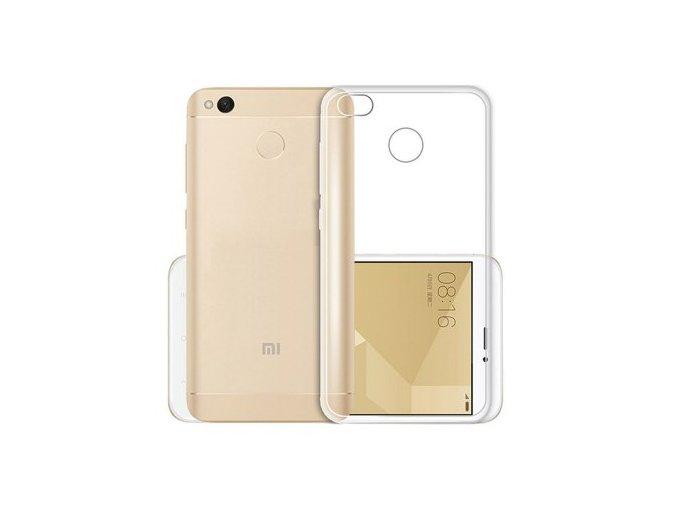 Gelové pouzdro Xiaomi Redmi 4X