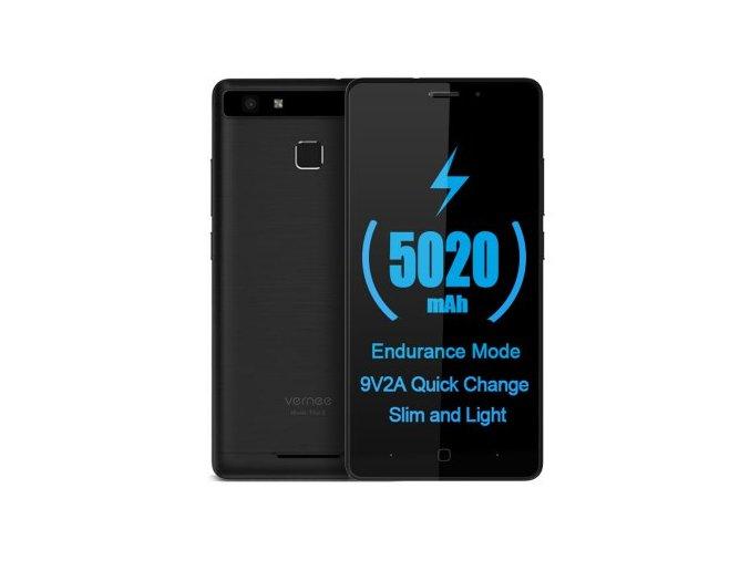 Vernee Thor E  3GB RAM, LTE, 5050mAh, E-Ink + folie zdarma