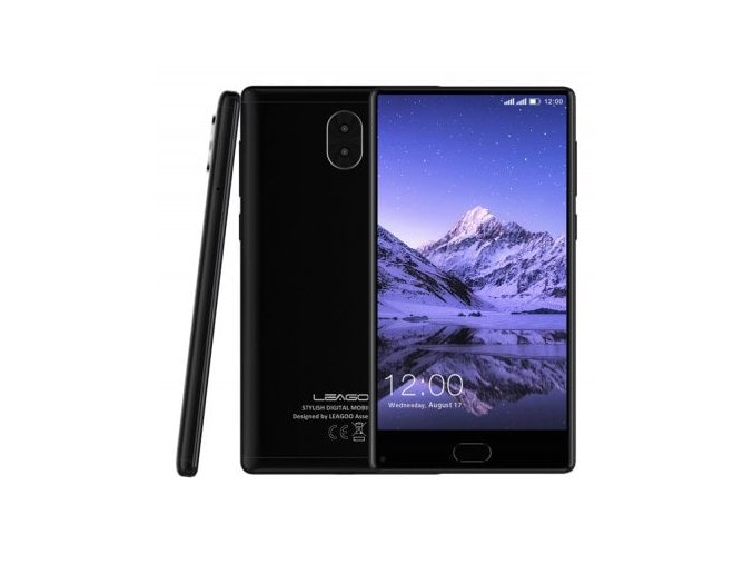 "Leagoo KIICAA MIX  5,5"", 3GB RAM, LTE, FHD, Gorilla Glass 4 + prodloužená záruka, folie a gelové pouzdro"