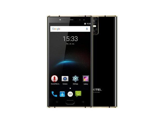 Oukitel K3  4GB RAM, LTE, Quad kamera, 6000mAh + prodloužená záruka, plastové pouzdro a folie