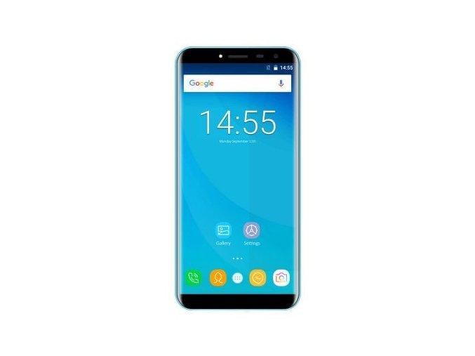 Oukitel C8  2GB RAM, 16GB, čtečka otisků, Android 7 + gelové pouzdro a folie na displeji zdarma