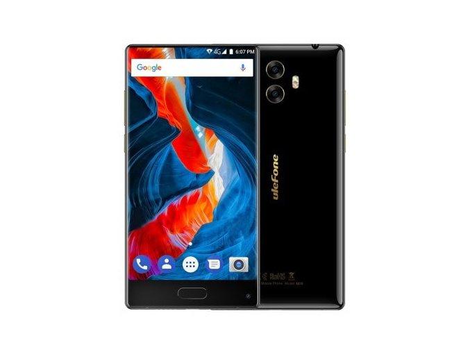 Ulefone Mix  4GB RAM, LTE, dual kamera 13MPx + AKCE: záruka 30 měsíců, gelové pouzdro a folie zdarma