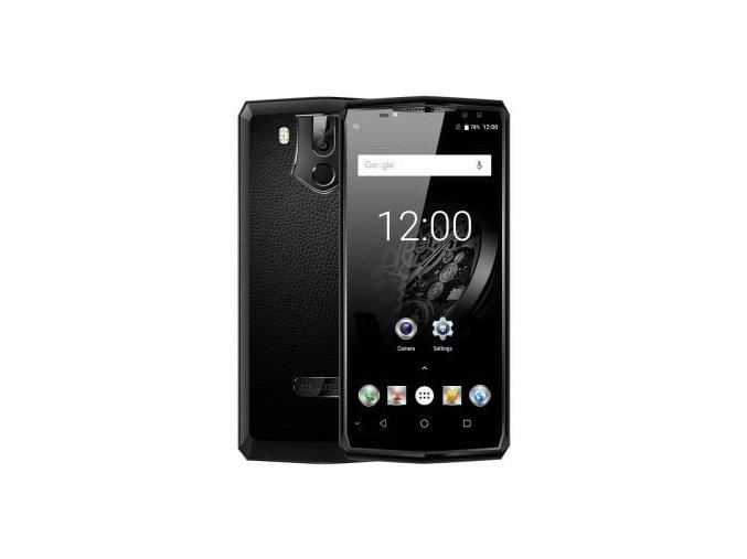 Oukitel K10  6GB RAM, LTE, NFC, Quad kamera 21MPx, 11000mAh + prodloužená záruka, OTG kabel, gelové pouzdro a folie