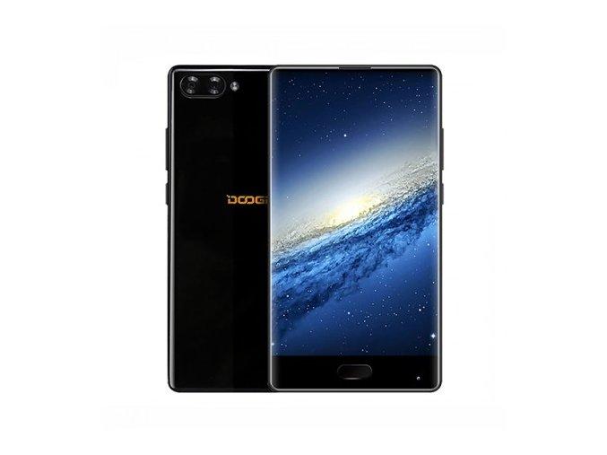 Doogee MIX 4GB/64GB  4GB RAM, LTE, 16MPx Samsung, Gorilla Glass + prodloužená záruka 30 měsíců, plastové pouzdro a folie