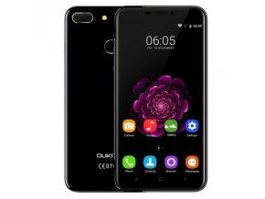 Oukitel U20 Plus  2GB RAM, LTE, FHD, Dual camera Sony + gelové pouzdro a folie zdarma