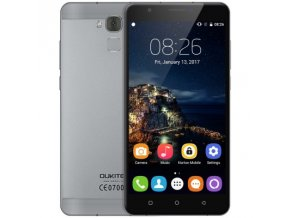 "Oukitel U16 Max  6"", 3GB RAM, LTE, 13MPx + gelové pouzdro a folie zdarma"