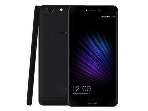 Leagoo T5 64GB  4GB RAM, FHD Sharp, LTE, Dual kamera + gelové pouzdro a folie