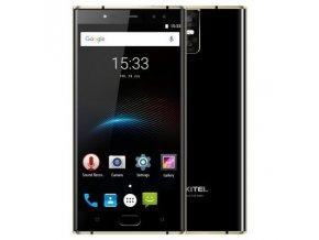 Oukitel K3  4GB RAM, LTE, Quad kamera, 6000mAh + prodloužená záruka 30 měsíců, plastové pouzdro a folie