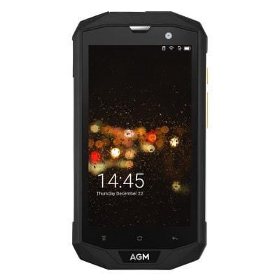 "AGM A8 32GB 5"", 3GB RAM, HD, IP68, NFC, LTE, Android 7"