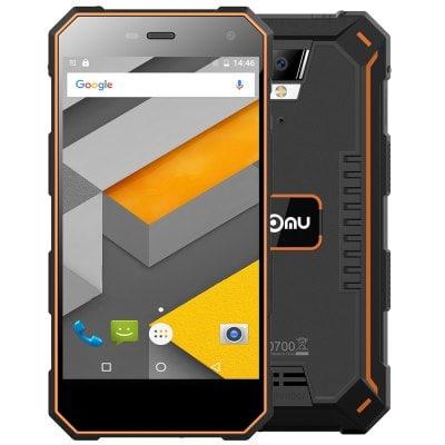 "Nomu S10 5"", 2GB RAM, HD, IP68, LTE, Gorilla Glass 3 + folie zdarma oranžová"
