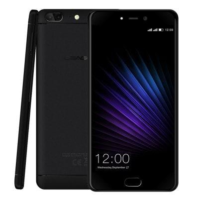 Leagoo T5 64GB 4GB RAM, FHD Sharp, LTE, Dual kamera + gelové pouzdro a folie zdarma černá