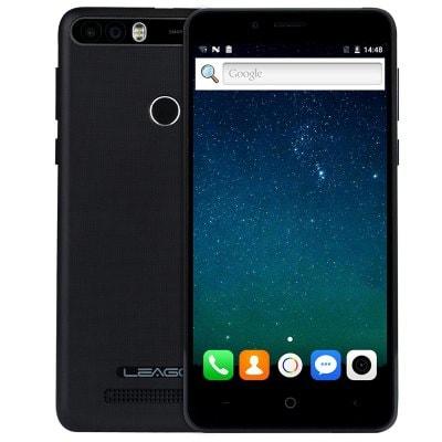 Leagoo KIICAA Power 2GB RAM, 4000mAh, dual kamera, Android 7 + gelové pouzdro ZDARMA! černá
