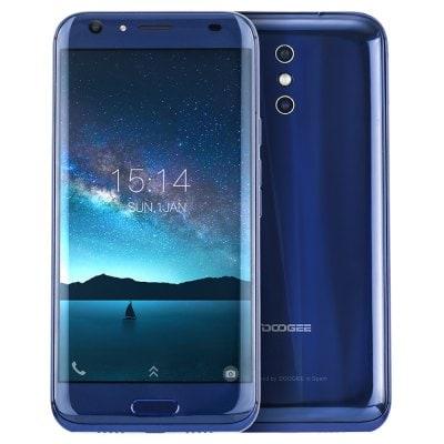 Doogee BL5000 Barva: modrá 4GB RAM, LTE, 5050mAh, Gorilla Glass 5