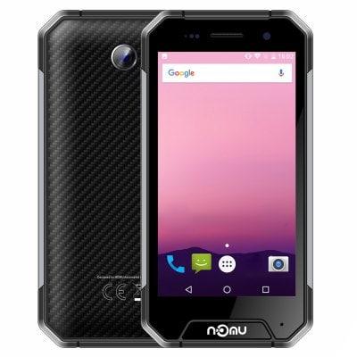 "Nomu S30 Mini Barva: stříbrná 4,7"", 3GB RAM, HD, IP68, LTE, Gorilla Glass"