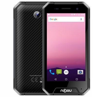 "Nomu S30 Mini Barva: černá 4,7"", 3GB RAM, HD, IP68, LTE, Gorilla Glass"