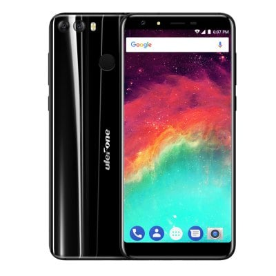 Ulefone Mix 2 2GB RAM, 16GB, HD+, LTE, Android 7 + gelové pouzdro, folie a stojánek na telefon! č