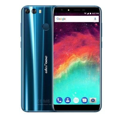 Ulefone Mix 2 2GB RAM, 16GB, HD+, LTE, Android 7 + gelové pouzdro, folie a stojánek na telefon! mo