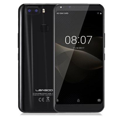 "Leagoo S8 Pro Barva: černá 5,99"" Sharp, 18:9, Gorilla Glass 3, 8-jádro, 6GB RAM, LTE, 13MPx"