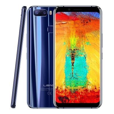 "Leagoo S8 Pro Barva: modrá 5,99"" Sharp, 18:9, Gorilla Glass 3, 8-jádro, 6GB RAM, LTE, 13MPx"