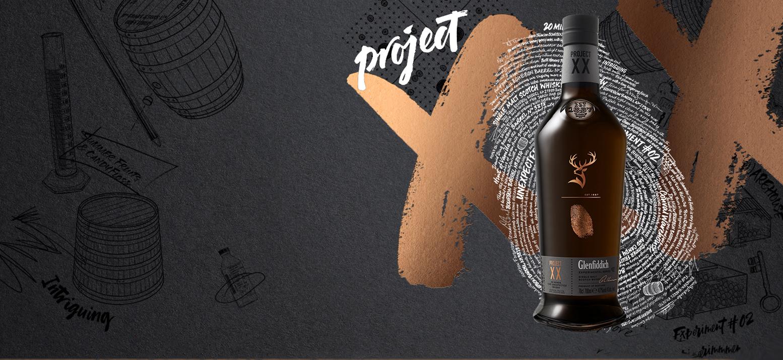Glenfiddich Project XX - 20x vybraná whisky