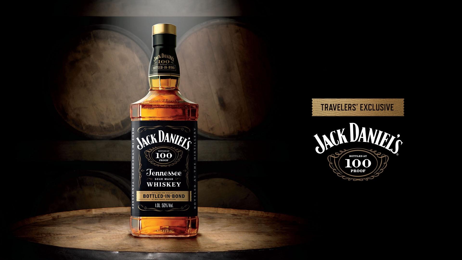 Jack Daniels Bottled in Bond za najlepšiu cenu