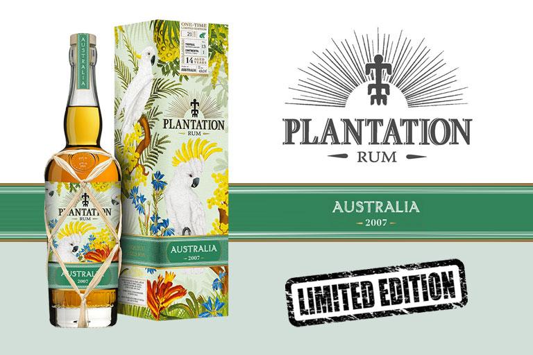 Plantation Australia limited edition