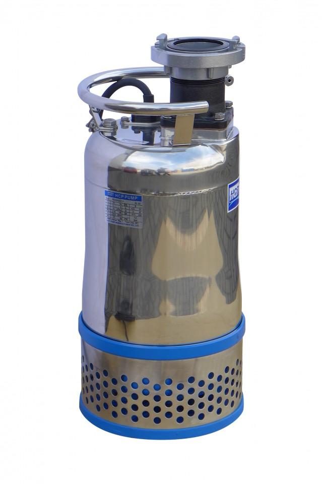 Kalová čerpadla pro abrazivní vody