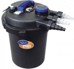 Jezírkové filtrace tlakové